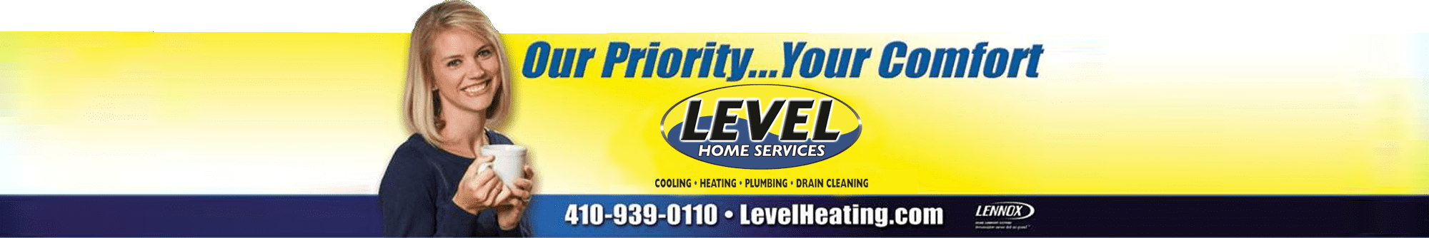 Allow LEVEL HOME SERVICES to repair your Air Conditioning in Bel Air MD